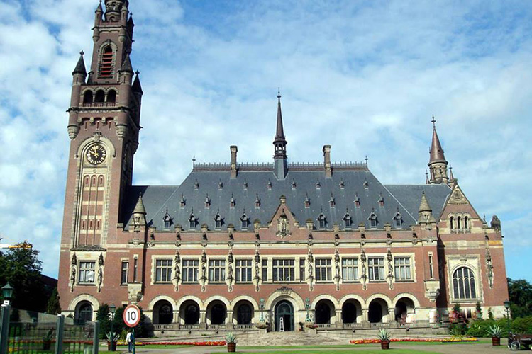 Кампус International Business School The Hague