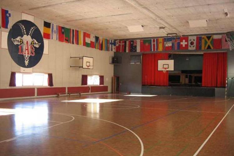 Спортивный зал Leysin American School