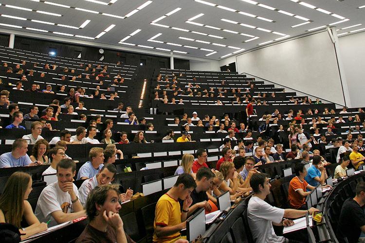 Лекция в Technische Universität München
