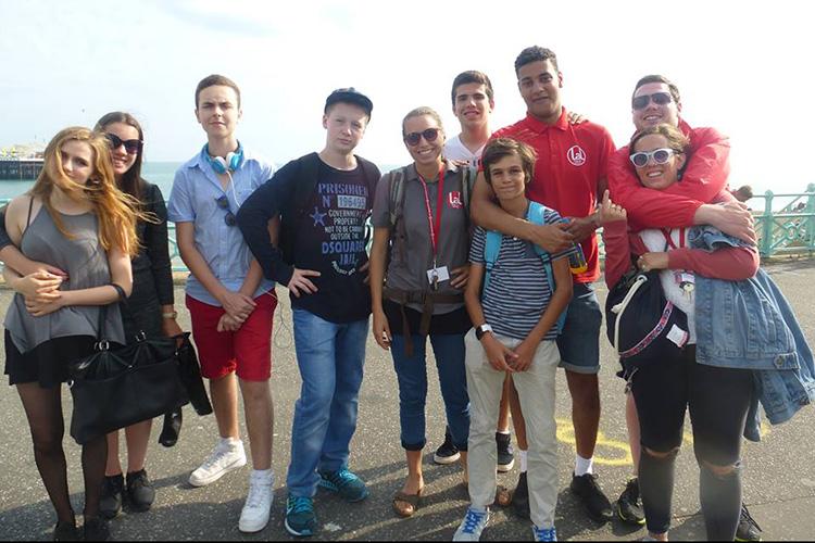 Студенты LAL Brighton