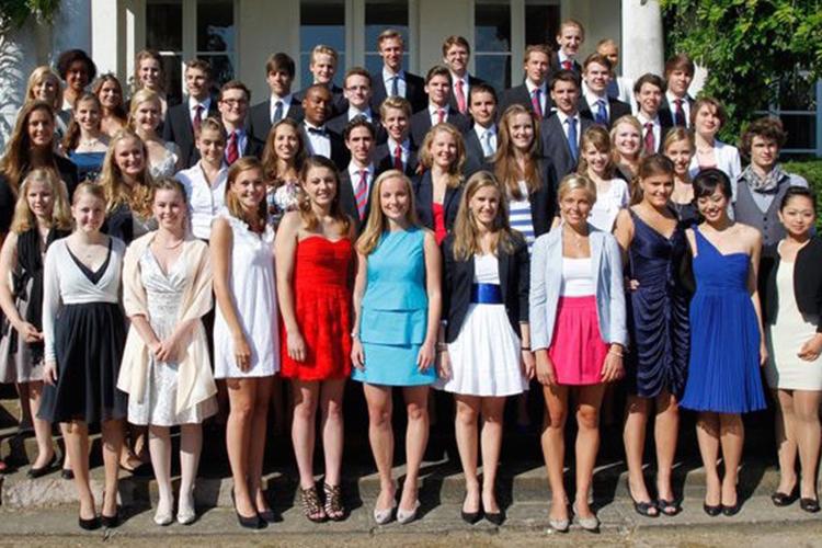 Выпускники Stiftung Louisenlund