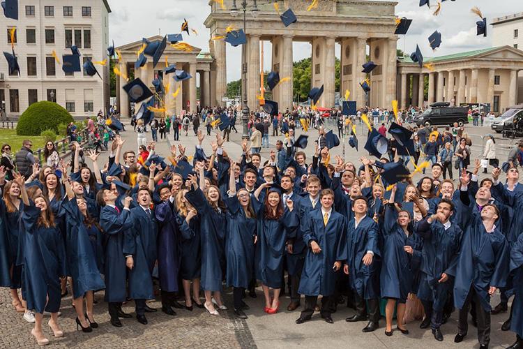Выпускники Berlin Brandenburg International School