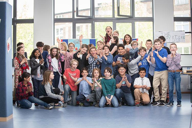 Класс Berlin Brandenburg International School