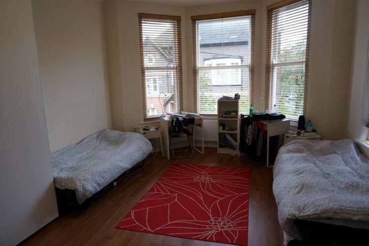 Комната студента в Earlscliffe Summer,  Folkestone