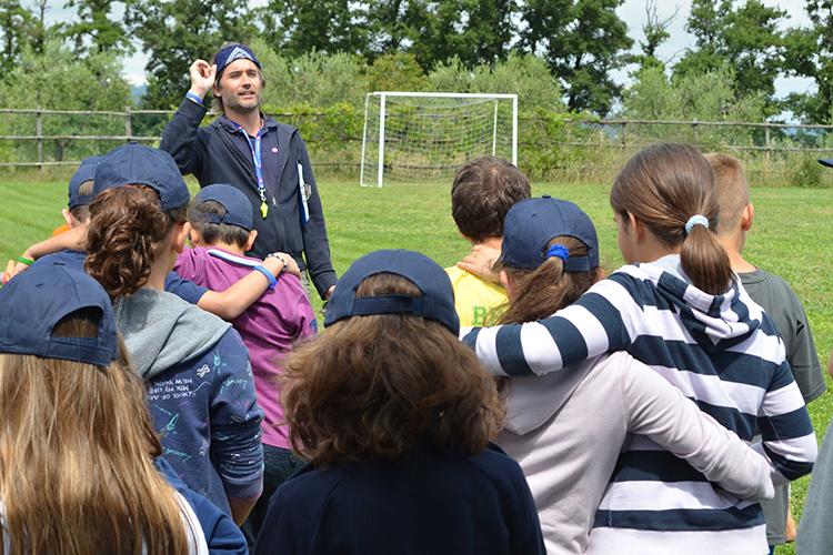 Студенты Alphabet International Camps, Todi