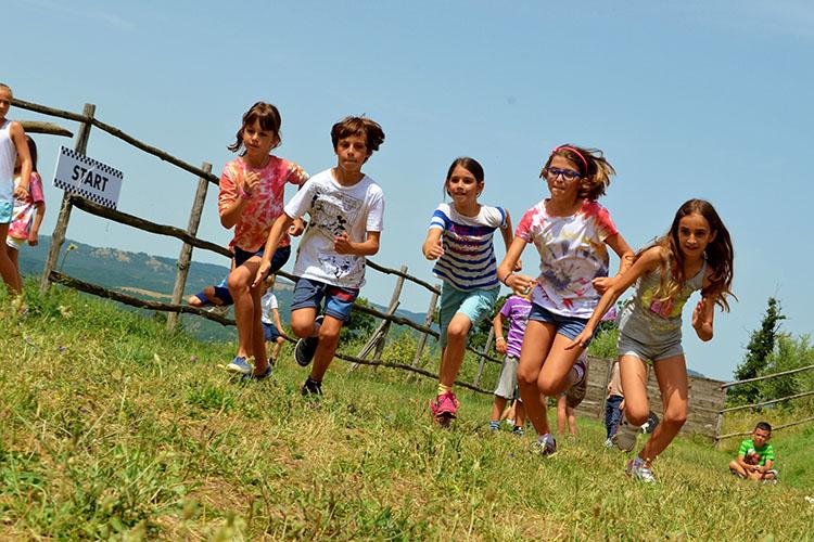 Студенты Alphabet Camps, Ripabianca на соревнованиях