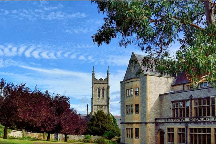 Кампус Мyddelton college Summer, Denbigh