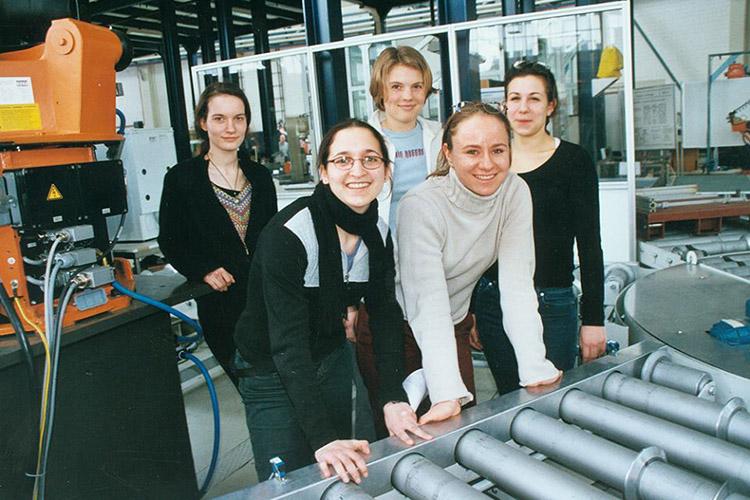Практика студентов Technische Universität Berlin