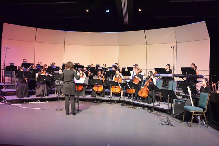 Оркестр Grier School
