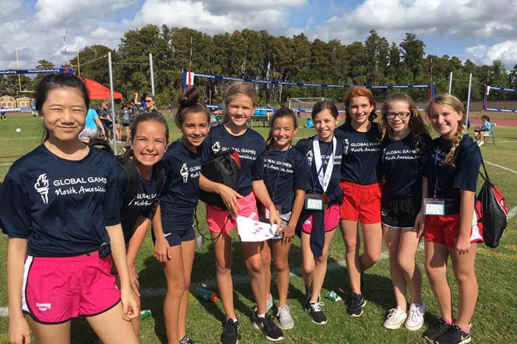 Спортивная команда девочек Windermere Preparatory School