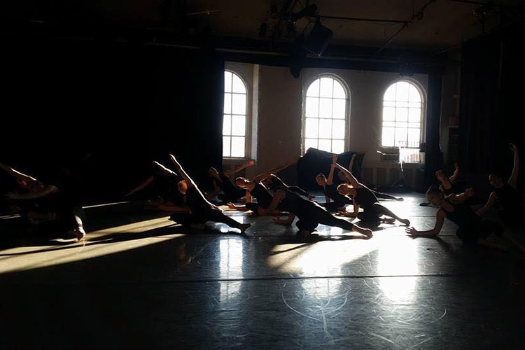 Урок танцев в Windermere Preparatory School