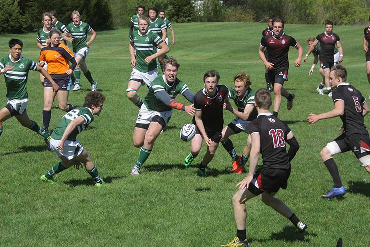 Спортивные занятия в Trinity College School