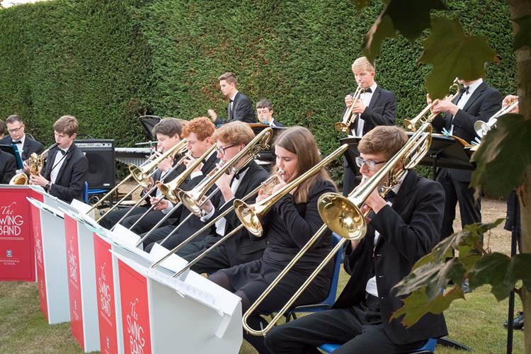 Оркестр Woodbridge School