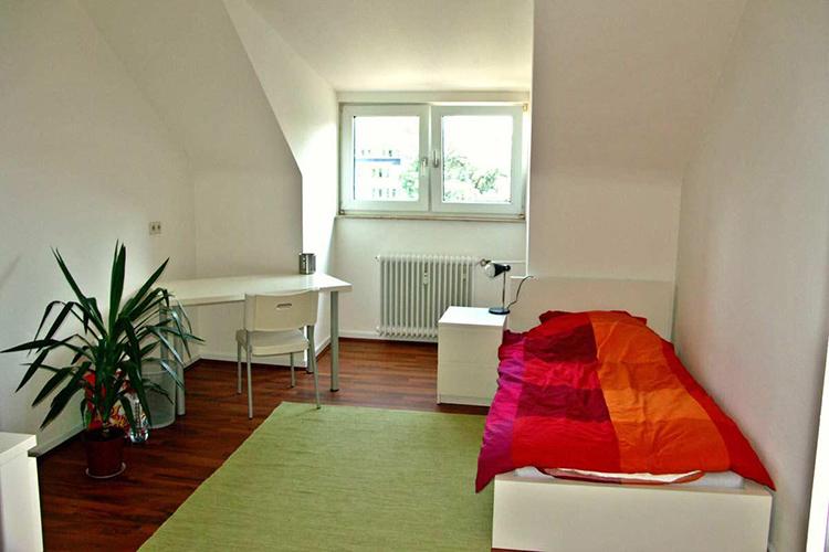 Комната, в которой проживают студенты GoAcademy!