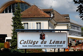 College Du Leman, Summer Camps