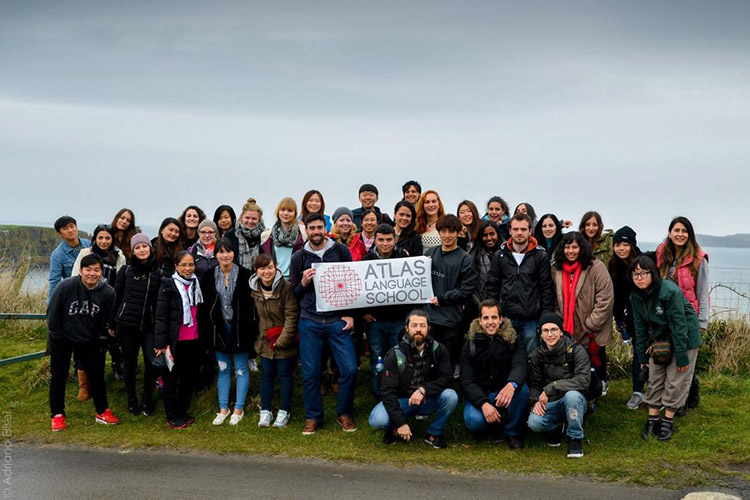 Студенты Atlas Junior Galway
