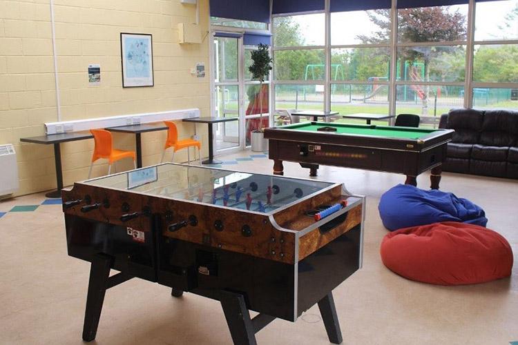 Комната отдыха в Atlas Junior Galway