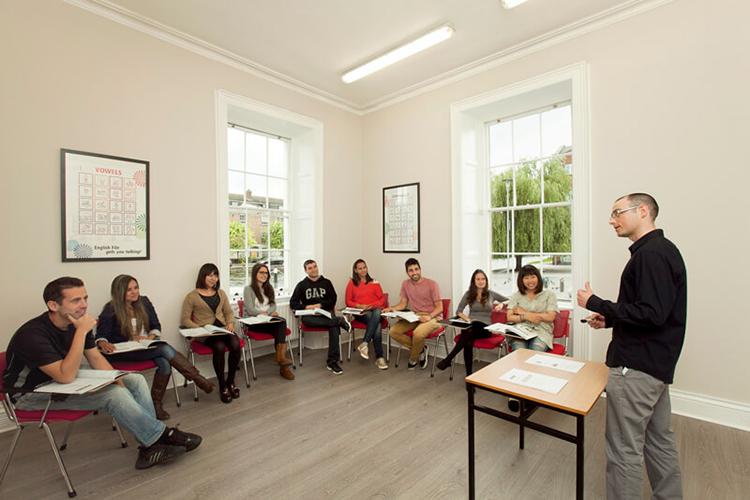 Урок в Atlas, Dublin