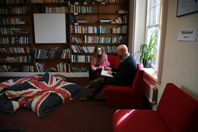 Обучение с преподавателем в Rochester Independent College