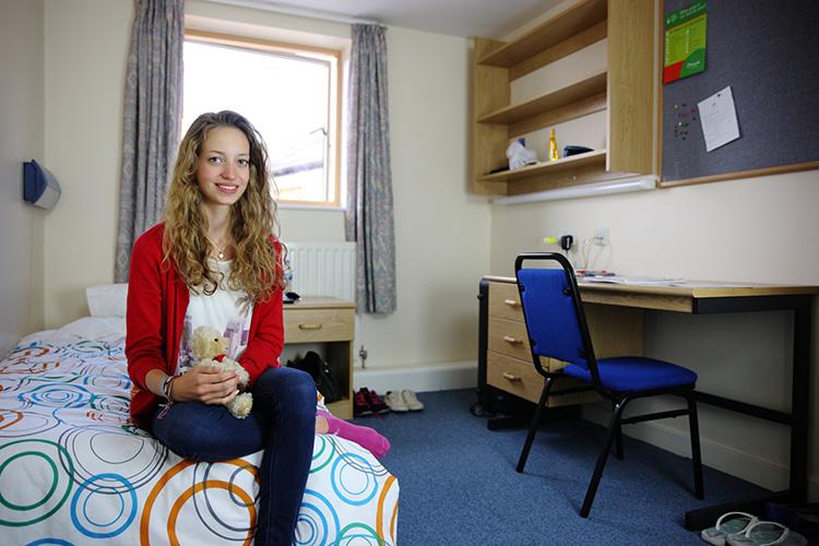 Комната студента в LAL, London