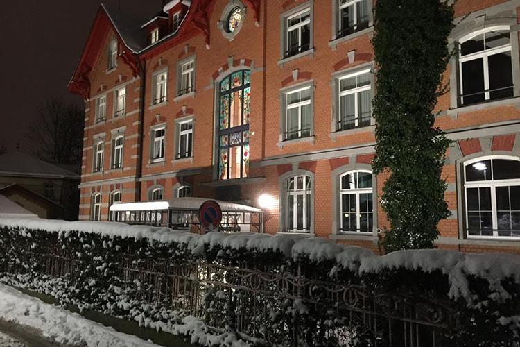 Зимний лагерь Institut auf dem Rosenberg