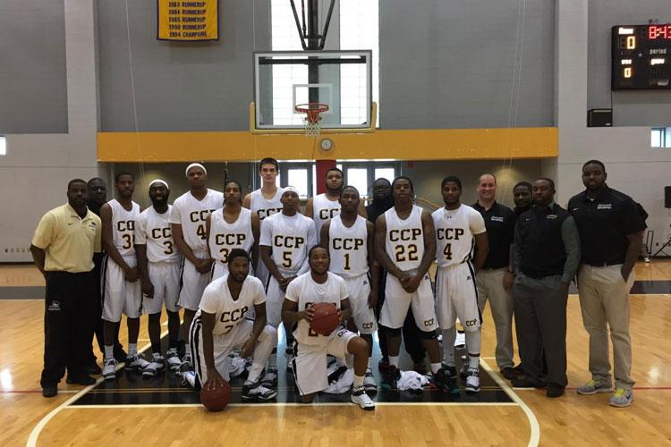 Баскетбольная команда Community College of Philadelphia
