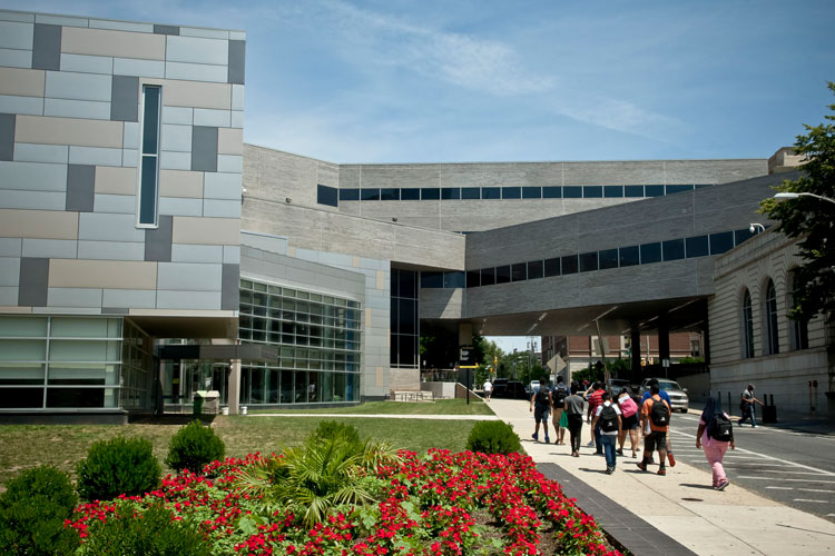 Кампус Community College of Philadelphia