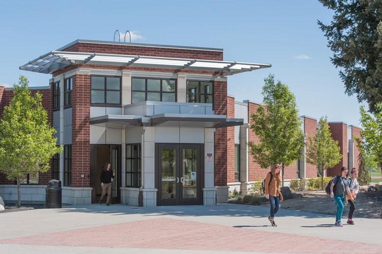 Корпус Community Colleges of Spokane