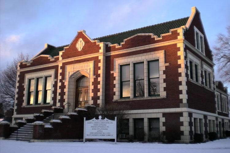 Библиотека Community Colleges of Spokane