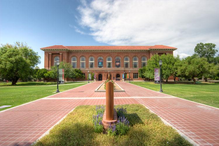 Библиотека The University of Arizona