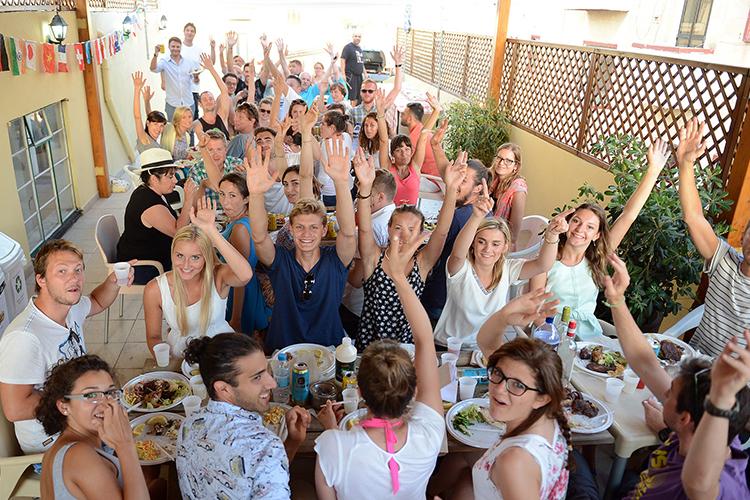 Студенты Maltalingua