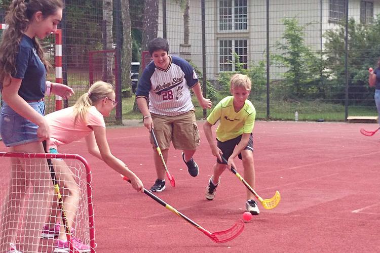 Спортивные занятия в Alpadia, Berlin-Werbellinsee