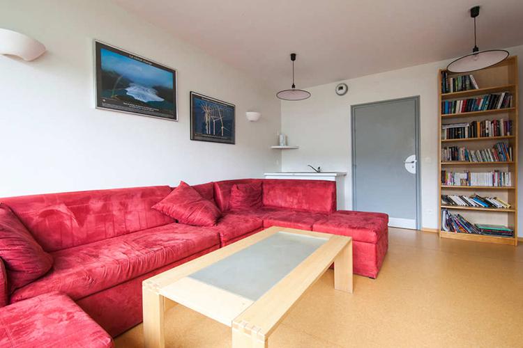 Комната отдыха в Alpadia, Biarritz