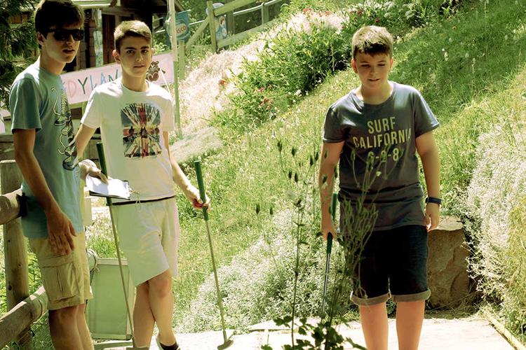 Досуг студентов Alpadia, Montreux-Riviera