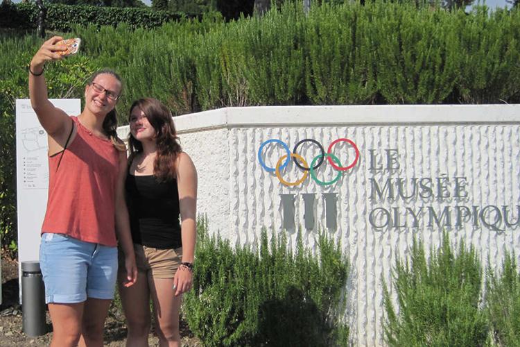 Экскурсии студентов Alpadia, Montreux-Riviera