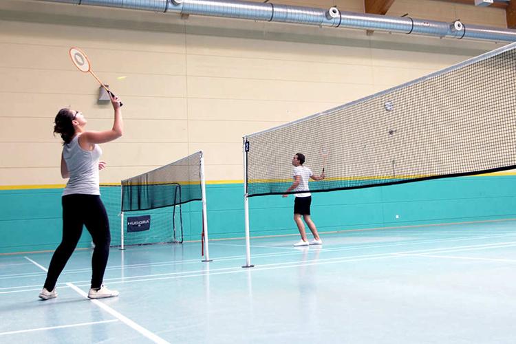 Спортивные занятия в Alpadia, London