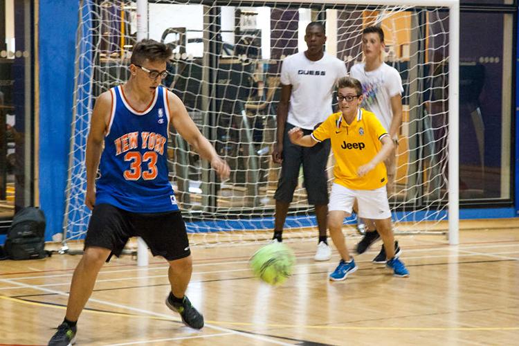 Спортивные игры в Alpadia, Portsmouth
