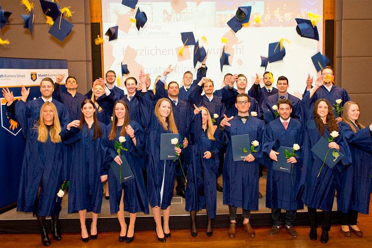 Выпускники Munich Business School