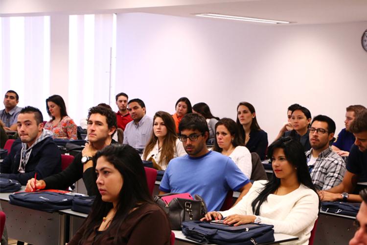 Студенты EAE, Barselona