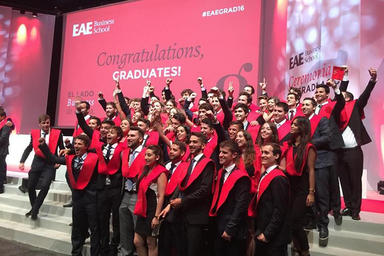 Выпускники EAE, Madrid
