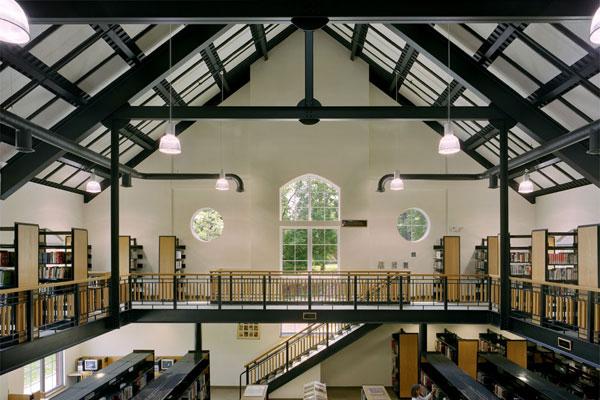 Библиотека Cheshire Academy