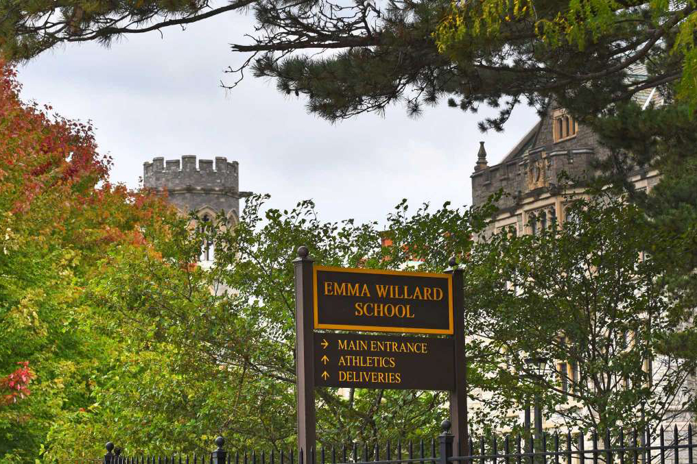 Emma Willard School. Вам сюда!