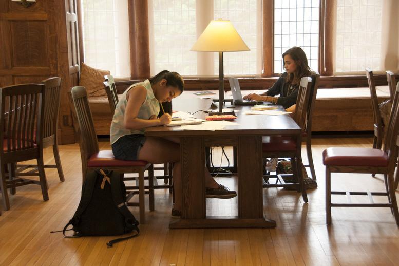 Учеба для студенток Emma Willard School - самое главное