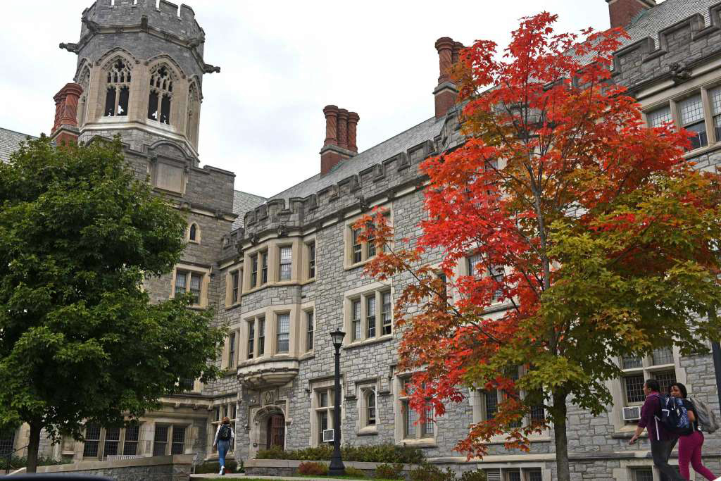 Административный корпус Emma Willard School