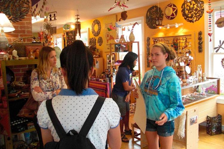Ученицы Emma Willard School активно проводят свободное время