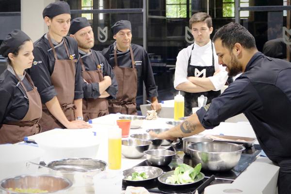 Преподаватели GASMA - специалисты мирового уровня в области кулинарии  и кондитерского искусства