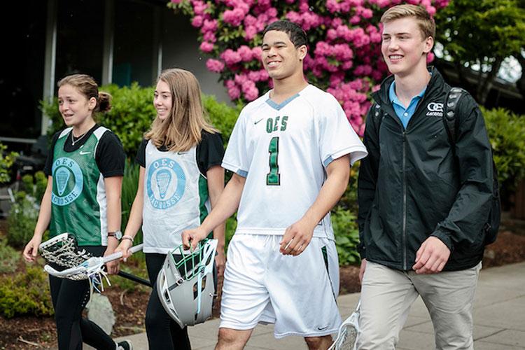 Спорту в Oregon Episcopal School уделяется много внимания