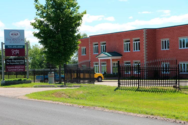Thornton Academy, здание средней школы