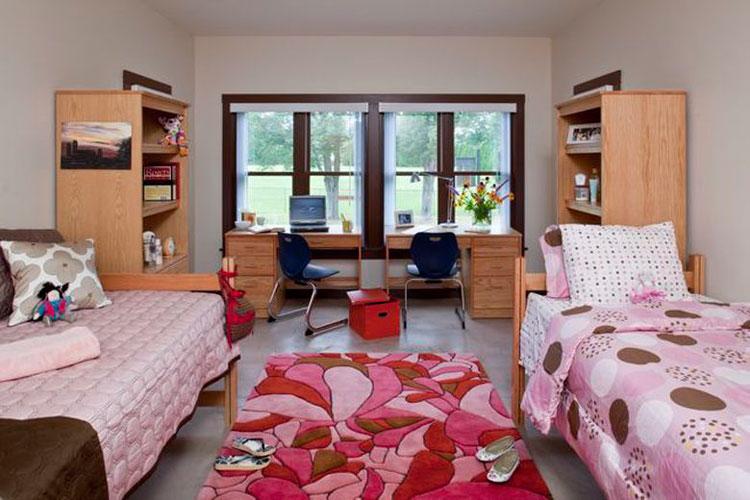 Thornton Academy, комната в студенческой резиденции