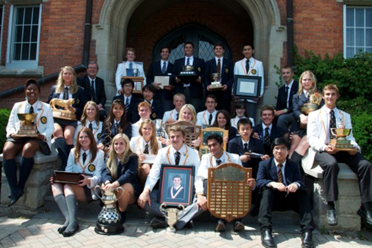 Студенты Ridley College